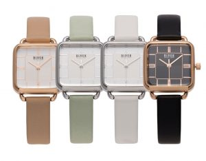 L_Simple square glass watches 여성용 (BKL1701L_GAXD103)