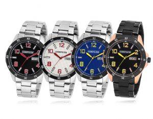 CPM1424  남성 메탈 시계