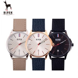M_Soft leather watches 남성용 (BKL1654M_GAWD236)